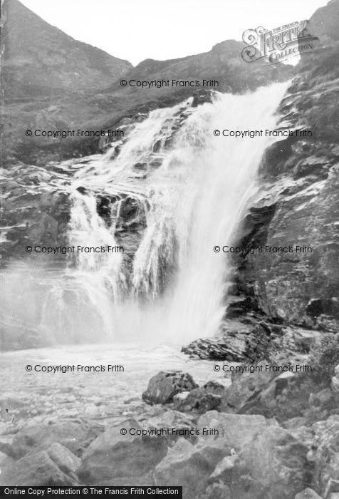 Photo of Glen Esk, Falls Of Unich c.1935