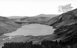 Loch Lee c.1935, Glen Esk