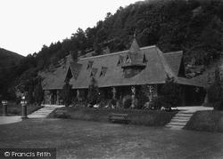 Hotel 1893, Glen Helen
