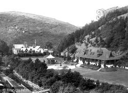 The Swiss Chalet 1893, Glen Helen