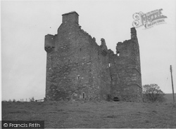 Glen Livet, Blairfindy Castle 1961