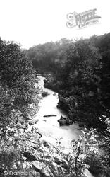 Glen Lyon, Below Macgregor's Leap c.1890