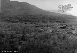 Glen Lyon, Caisteal An Duibhe 1956