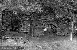 Glen Lyon, Carnbane Castle 1956