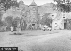 Glen Lyon, Glenlyon House, Front 1956