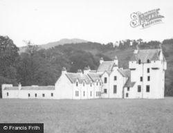Glen Lyon, Meggernie Castle 1956
