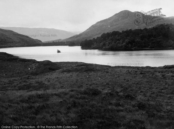 Photo of Glen Torridon, Loch Clair 1952