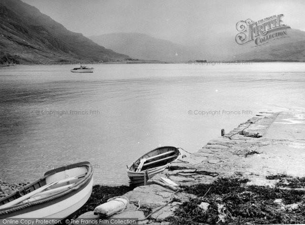Photo of Glen Torridon, Upper Loch Torridon 1952