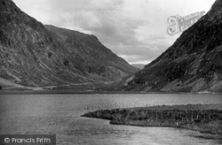 Glencoe, The Pass And Loch c.1939