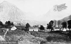 Glencoe, The Scene Of The Massacre 1890