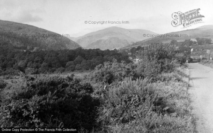 Photo of Glendalough, c.1950