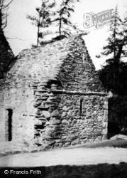 Glendalough, St Kelvin's Kitchen, Vestry 1957