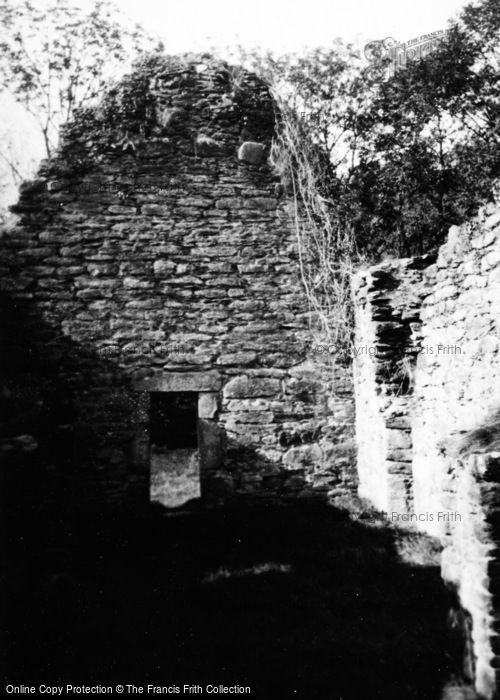 Photo of Glendalough, St Mary's Church 1957
