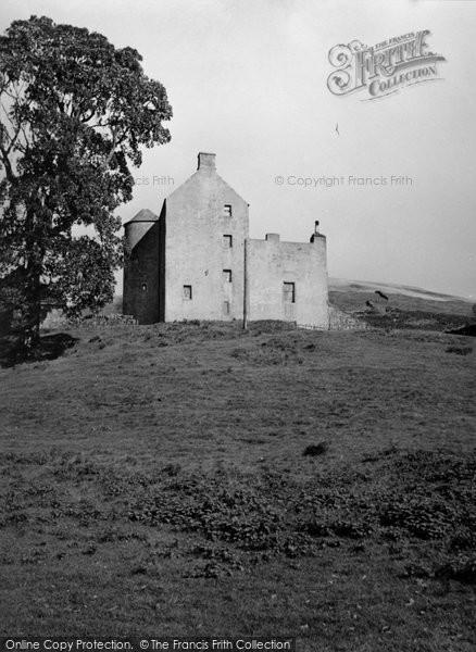 Photo of Glendevon, Castle 1950