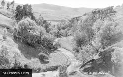 River Devon c.1935, Glendevon