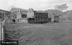Glenelg, Bernera Barracks 1962