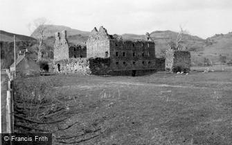 Glenelg, Bernera Barracks 1962