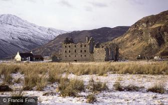 Glenelg, Ruins of Old Bernera Barracks 1986