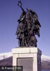 Glenelg, the War Memorial and Hills of Skye 1986