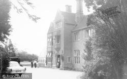 Dr Barnado's Home c.1960, Glenfield