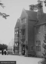 Entrance To Dr Barnado's Home c.1960, Glenfield