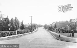 Faire Road c.1960, Glenfield