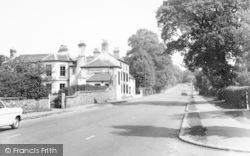 Grange Hotel, Leicester Road c.1960, Glenfield
