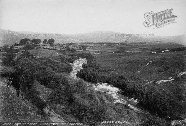 Photo of Glengarriff, Barney River 1897