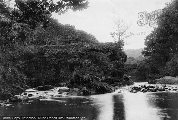 Photo of Glengarriff, Cromwell's Bridge 1897
