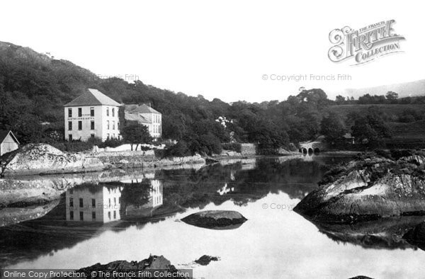 Photo of Glengarriff, Eccle's Bantry Arms Hotel c.1890