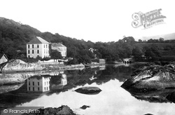 Glengarriff, Eccle's Bantry Arms Hotel c.1890