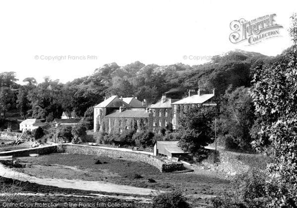 Photo of Glengarriff, Eccles Hotel 1897