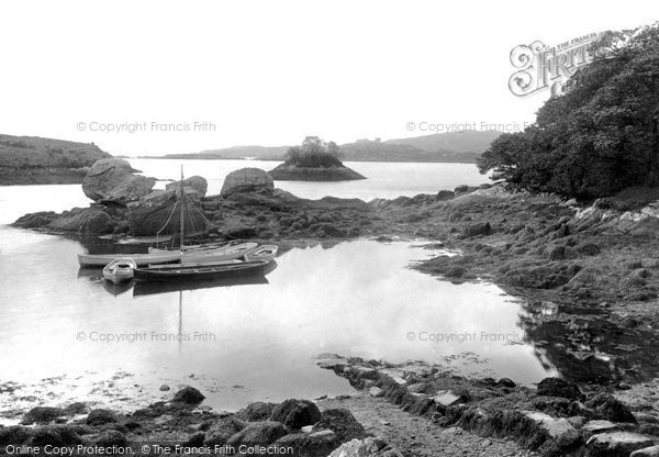 Photo of Glengarriff, Otter Rock And Brandy Island 1897