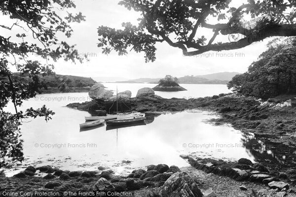 Photo of Glengarriff, Otter Rock And Brandy Island 1897