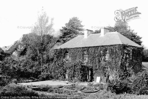 Photo of Glengarriff, Police Barrack 1897