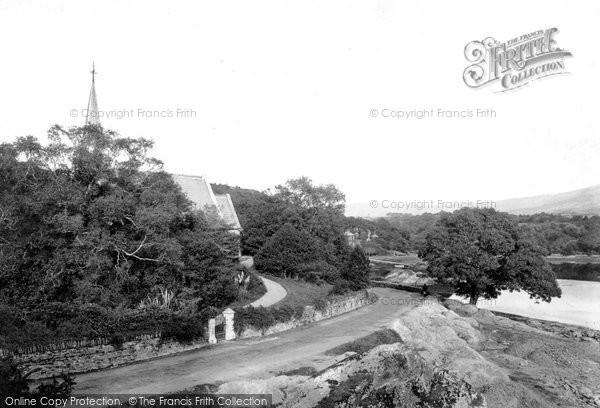Photo of Glengarriff, Protestant Church 1897