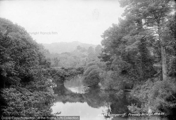 Photo of Glengarriff, Proudly Bridge 1897