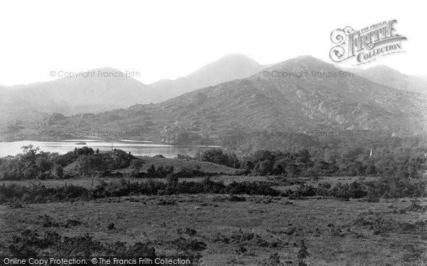 Photo of Glengarriff, Sugar Loaf Mountain 1897