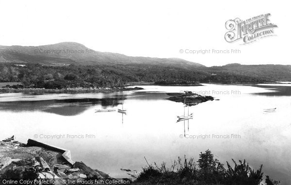 Photo of Glengarriff, View Across The Bay 1897