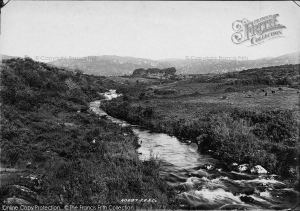 Photo of Glengarriff, View From Barney Bridge 1897