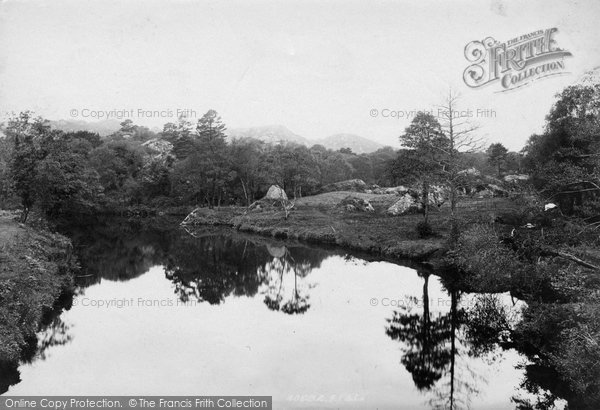 Photo of Glengarriff, View From Proudly Bridge 1897