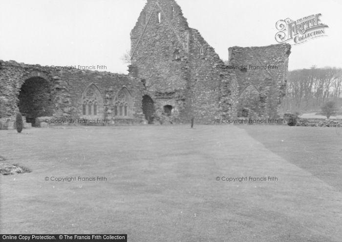 Photo of Glenluce, Abbey 1958