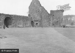 Glenluce, Abbey 1958