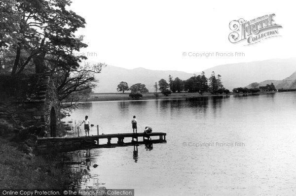 Glenridding, Ullswater c1955.  (Neg. G261012)  � Copyright The Francis Frith Collection 2008. http://www.francisfrith.com