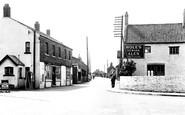 Glentham, Main Street 1953