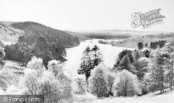 Glentrool, Loch Trool c.1939, Glentrool Village