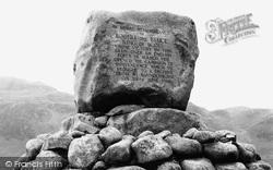 Glentrool, Robert The Bruce Memorial c.1960, Glentrool Village