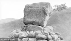 Glentrool, The Bruce Stone c.1939, Glentrool Village