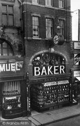 Gloucester, Baker's Clock 1952