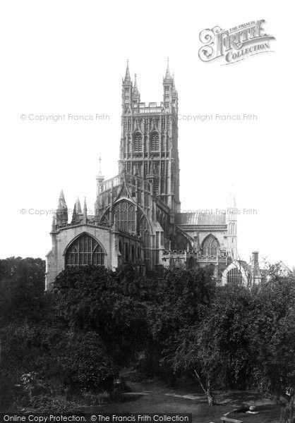 Photo of Gloucester, Cathedral 1891, ref. 28971